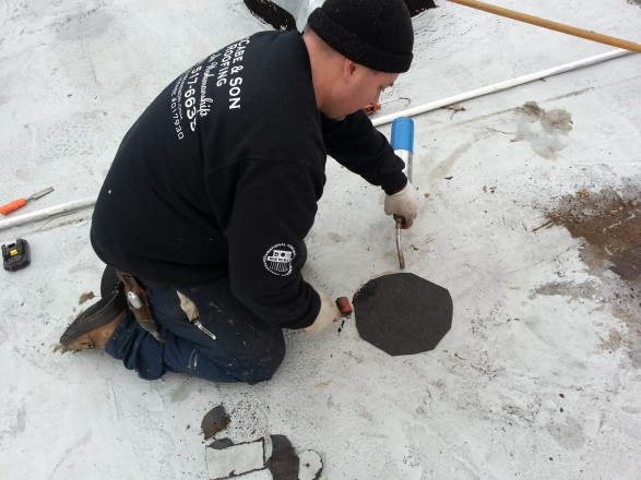 Flat Roof Contractors Flat Roof Repairs Delaware County